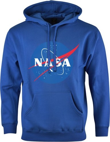 Mikina Unisex Nasa royal