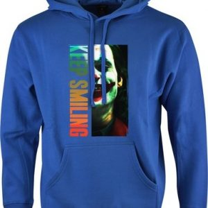 Mikina Unisex Joker royal
