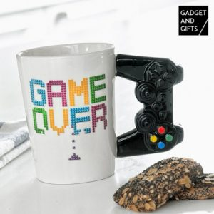 Gadgets and Gift Hrnek Game Over - 350ml