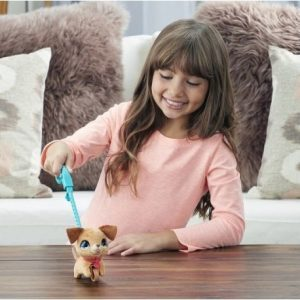 Malý interaktivní pejsek - Walkalots Lil Puppy - Furreal Friends Hasbro