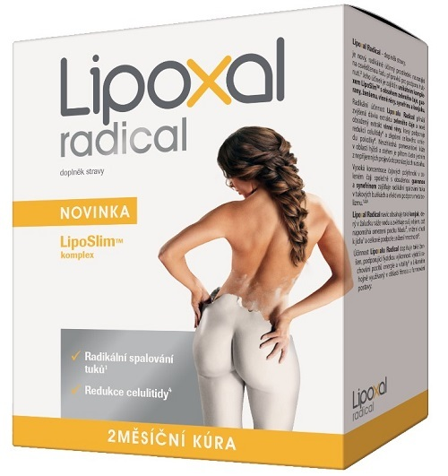 Simply You Lipoxal Radical 180 tablet